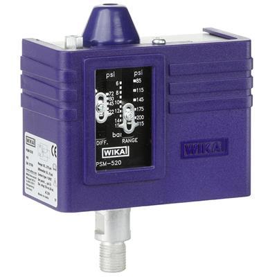 WIKA威卡壓力開關PSM520