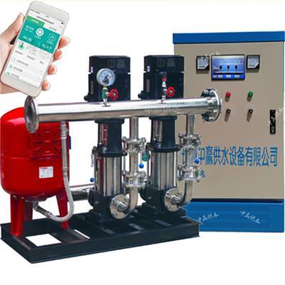 河南成套智能一體化供水設備