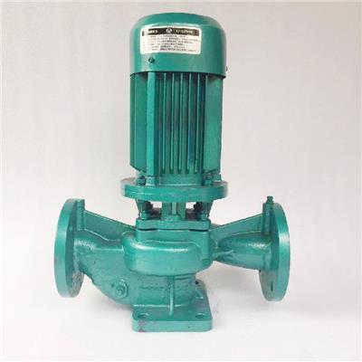 GDD100-160A四級電機管道泵低噪音循環泵
