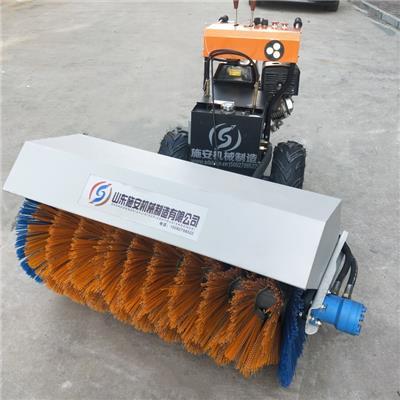 園林*冬季掃雪車 手扶式全齒輪清雪機 性能穩定