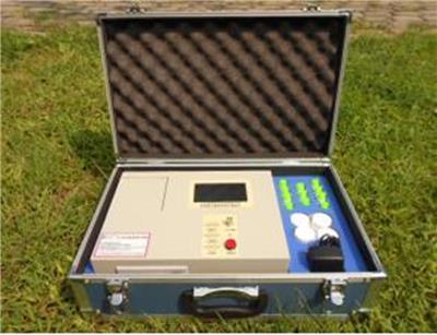 土壤養分檢測儀/土壤養分測試儀型號:MC12/4A庫號:M318839