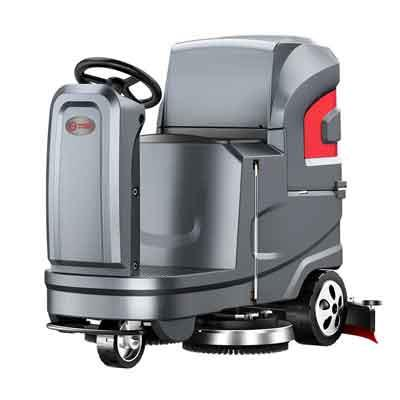 揚子洗地機X6駕駛式洗地機