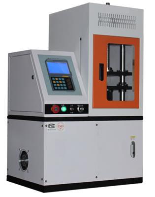 山東試金新研發*五代液晶屏顯示彈簧疲勞試驗機