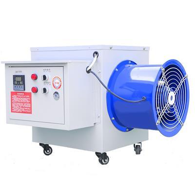 溫室種植用電暖風機時應怎樣安裝