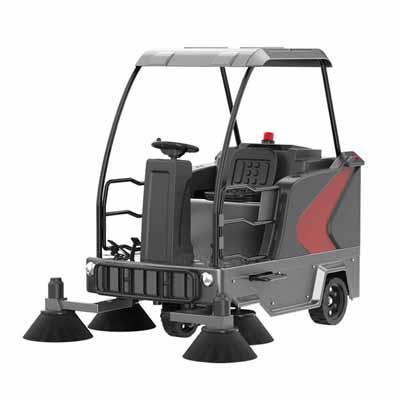 揚子YZ-S8駕駛式掃地機