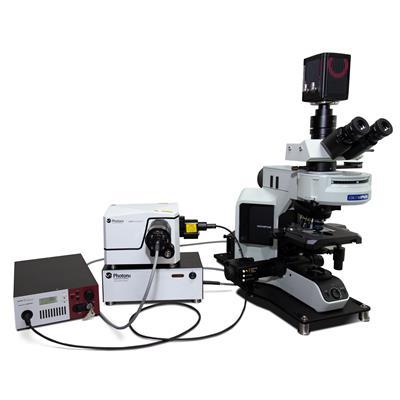 Photon ect光源波長可調的高光譜成像系統