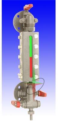 ZXX供雙色水位計440mm 觀察孔高 195MM 型號:SX933-B49X2.5-440庫號:M378127