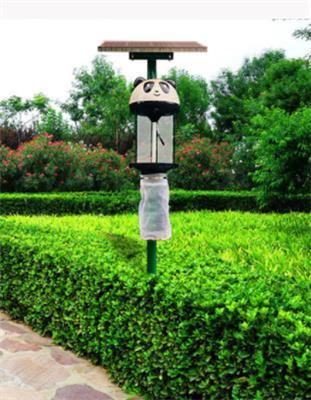 熊貓風吸式太陽能殺蟲燈BA-T/FX02