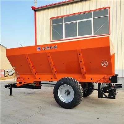 農場大型拋肥機有機肥拋灑車有機肥拋糞車
