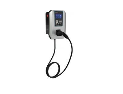 汽車慢充充電樁AEV-AC007D-LCD帶顯示