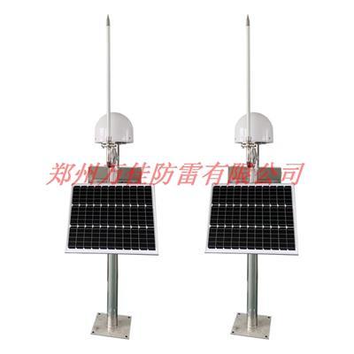 高爾夫球場雷電預警系統,智能大氣電場儀,接地電阻檢測儀
