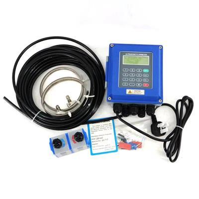 XCT-2000外夾式超聲波流量計廠家 外夾式*聲波