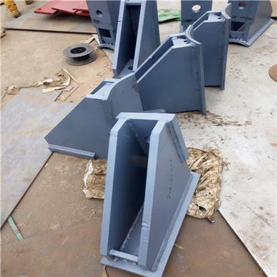 齊鑫 焊接固定支座 加強焊接管座 立管焊接支座 發電廠配件