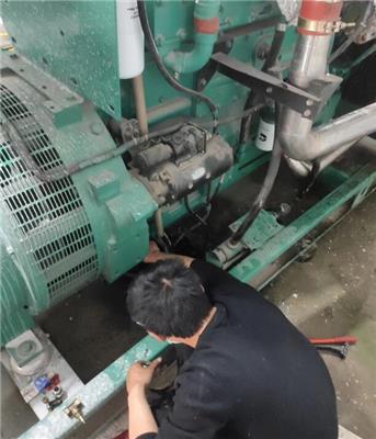 維修發電機組 港區柴油發電機組維修保養