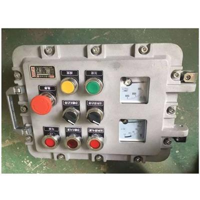 防爆控制箱正確選型 防爆電氣控制箱按鈕箱