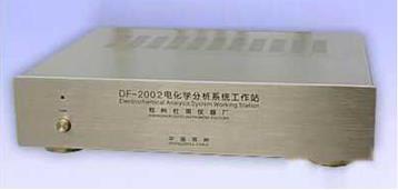 杜甫DF2012-4電化學工作站技術指標