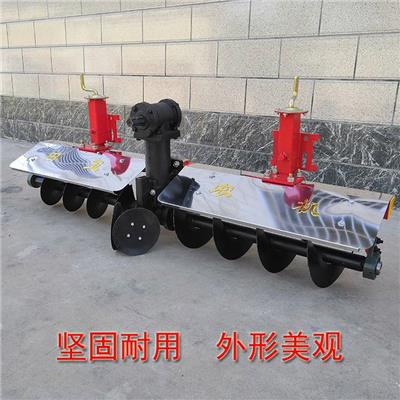螺旋平土器小麥播種機前置平土器絞龍螺旋葉片螺旋平土器廠家