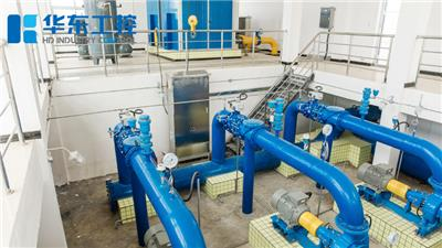 雨水泵站自動控制系統幫助城市構建良性水循環體系-華東工控