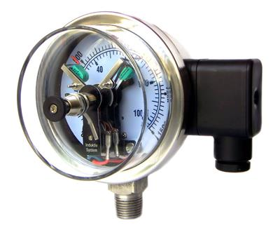 CE認證防爆接點式壓力計IPG-100