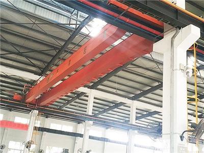 雙梁橋式起重機_廠房用30噸起重機浩博起重雙梁起重機制造商