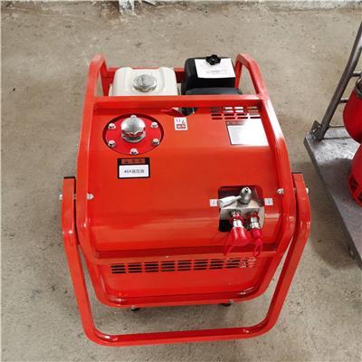 小型液壓動力站 多功能汽油液壓動力站 威凱13馬力液壓泵站