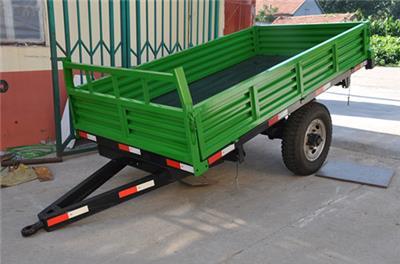 濰坊雙偉供應各型號農用拖斗拖車