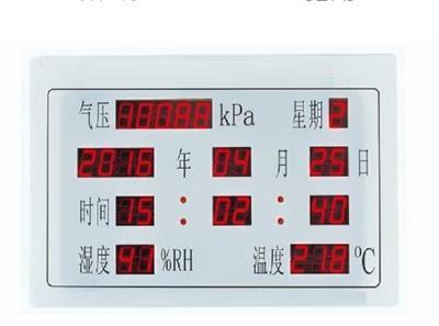 數字氣壓溫度計 型號:NS22-DP-AYW庫號:M407319