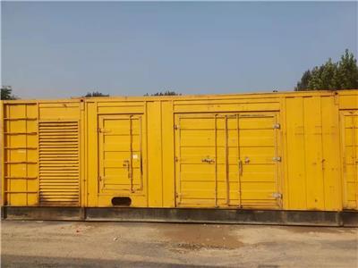 樂陵附近靜音發電機出租 安全可靠