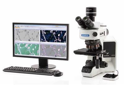 日本奧林巴斯BX53M科研級正置金相顯微鏡