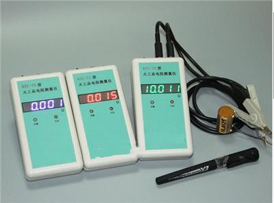 火工品電阻測量儀型號:DU588-DZC-6S庫號:M21075