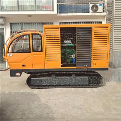 **50-300kw全地形履帶應急發電車 安捷重工