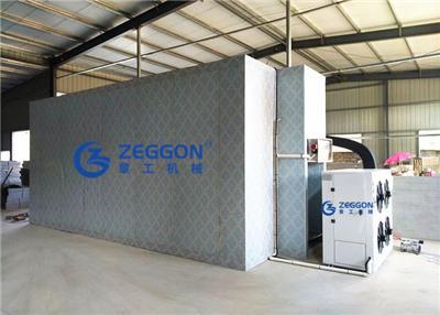 天麻7p空氣能熱泵房式烘干機