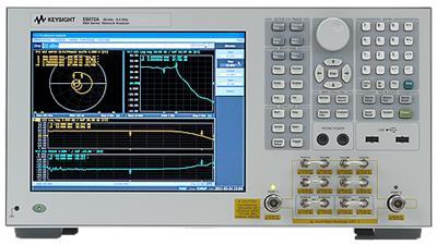 keysight E5072A 網絡分析儀無錫誠成儀器儀表有限公司