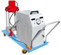 电动液压转向节立轴拆装机,多功能四柱立轴压力机