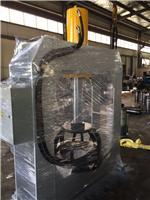 轮胎拆装机 实心胎压机定制 压胎机各种规格定制 江苏盐城液压机械