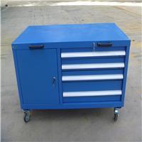 小型移动中型工具柜工具车特价汽修零件铁皮工具车