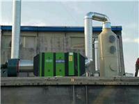UV光氧催化废气治理设备的安装、运行条件、净化效果