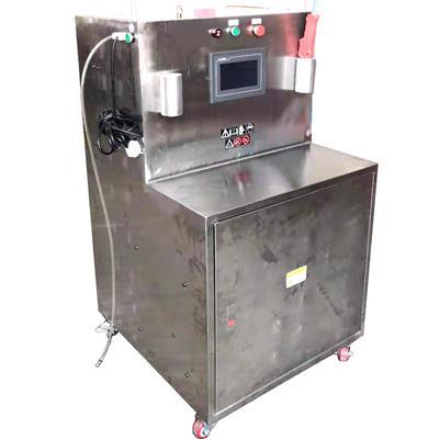 PLC控制自动轴承注脂机气动黄油机定量加注机存储查询修改方便定量黄油泵