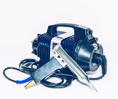 LANSITE DSH-2KD 1800W塑料焊枪 带温显热风焊枪
