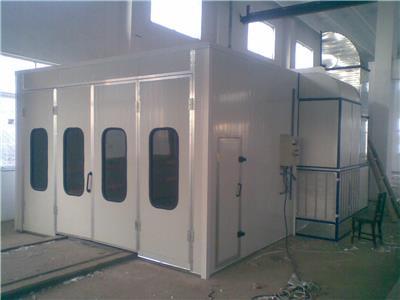 厂家上门安装汽车烤漆房汽车喷漆房配光氧催化