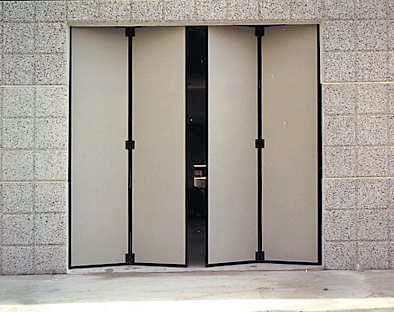 保定折叠门报价 电动折叠门
