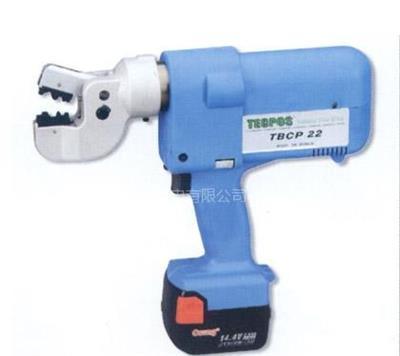 供应充电式枪型端子压紧器TBCP-22