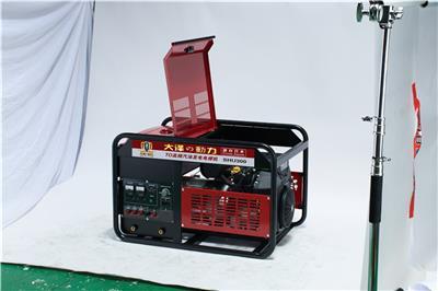 户外用300a汽油发电电焊机
