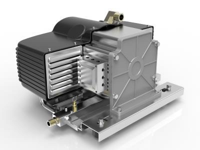 车载无油空压机CN5D-3