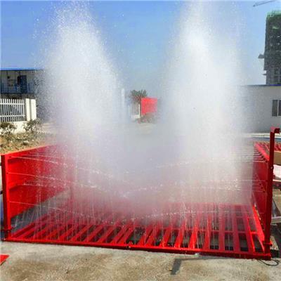 建筑工地洗轮机 洗车机 工程洗车槽