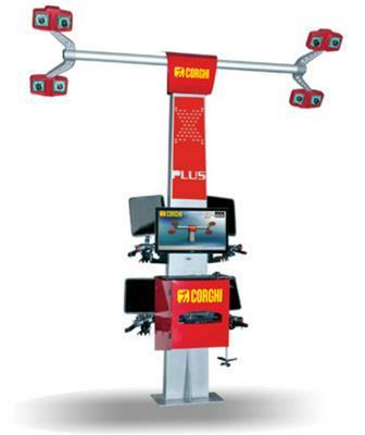 鄂州3D四轮定位仪 测量精准 操作简单