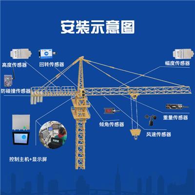 桂林合肥海智 塔吊安全系统